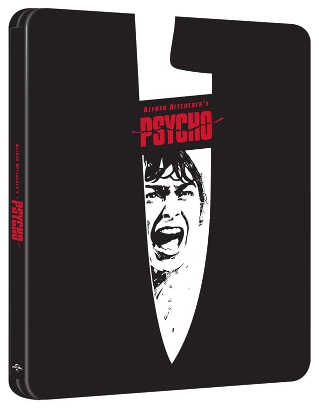 Psycho 60th Anniversary Limited Edition 4K Ultra HD Steelbook - 2