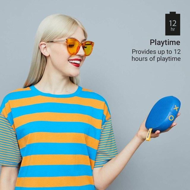 Jam Hang Tight Blue Bluetooth Speaker - 4