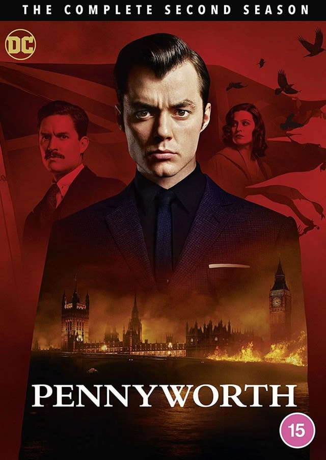 Pennyworth: The Complete Second Season - 1