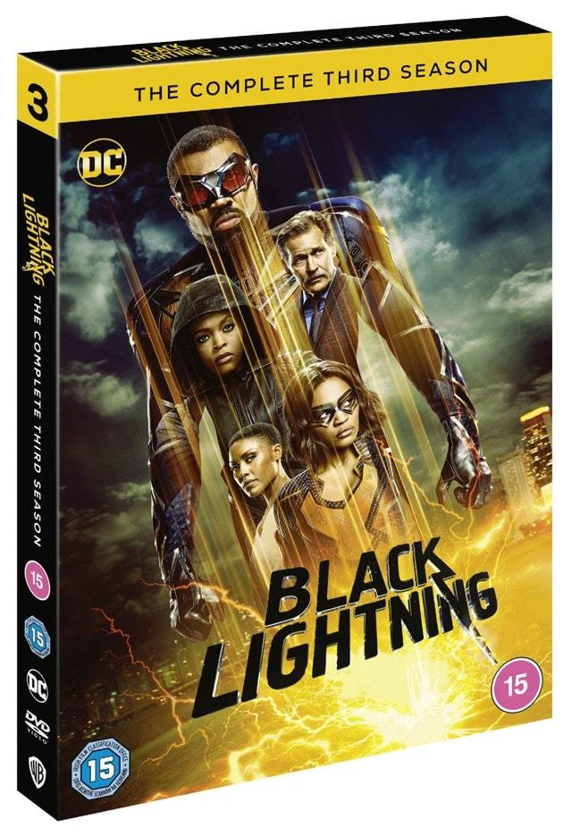 Black Lightning: The Complete Third Season - 2