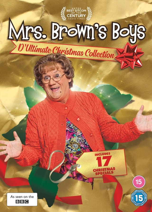 Mrs Brown's Boys: D'ultimate Christmas Collection - 1