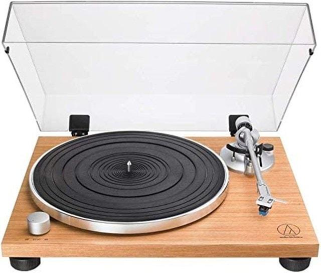 Audio Technica AT-LPW30 Wood Turntable - 1