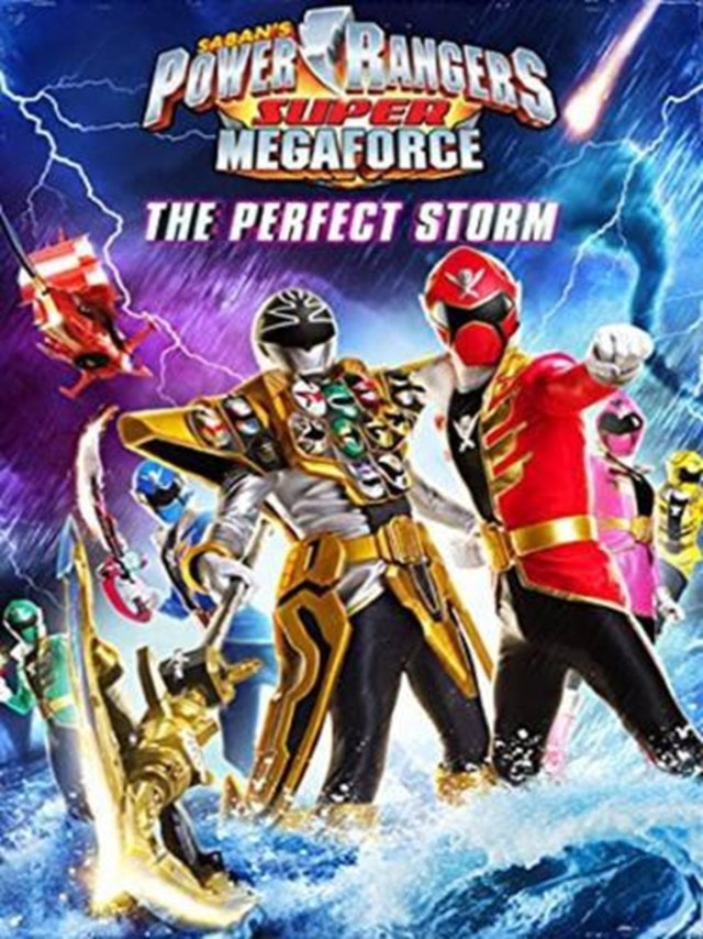 Power Rangers: Super Megaforce - Volume 2: The Perfect Storm - 1