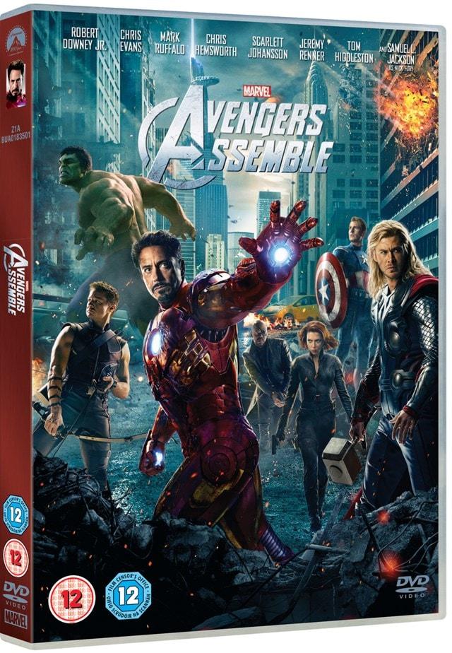 Avengers Assemble - 4