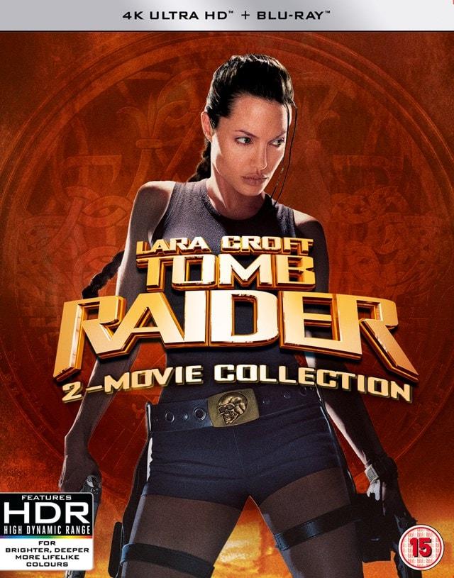 Lara Croft - Tomb Raider: 2-movie Collection - 1