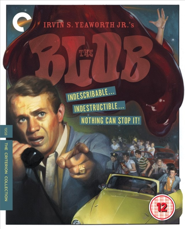 The Blob - The Criterion Collection - 1