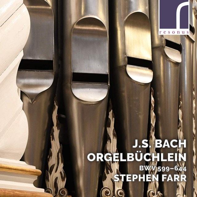 J.S. Bach: Orgelbuchlein BWV599-644 - 1