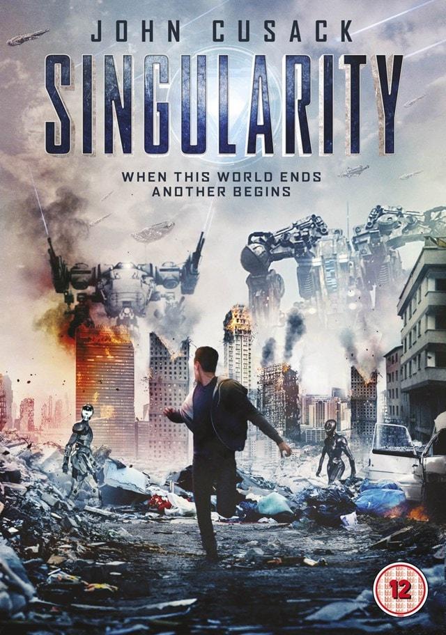 Singularity - 1