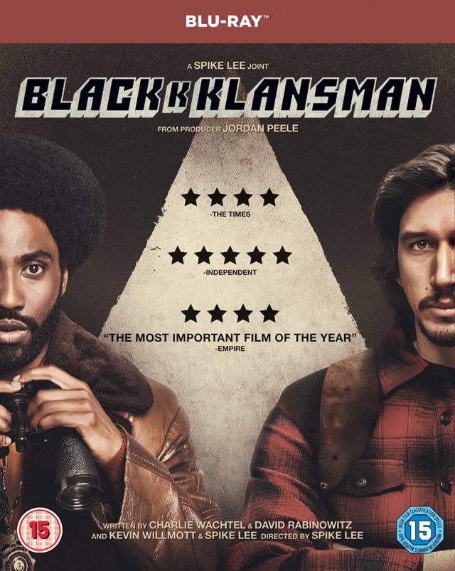 BlackkKlansman - 1