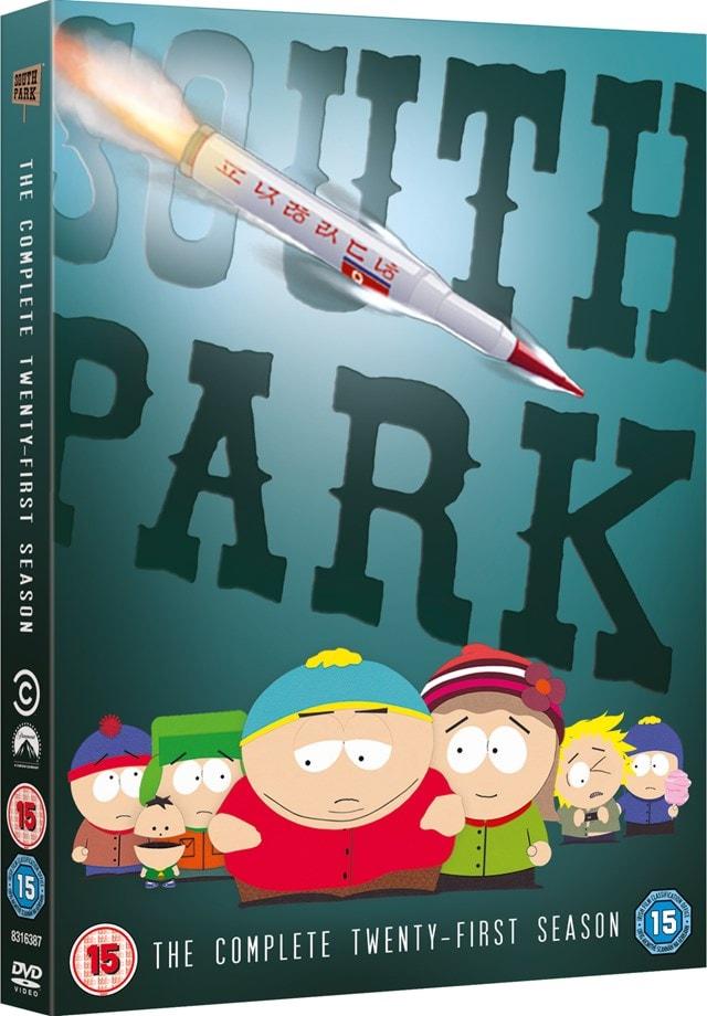 South Park: The Complete Twenty-first Season - 2