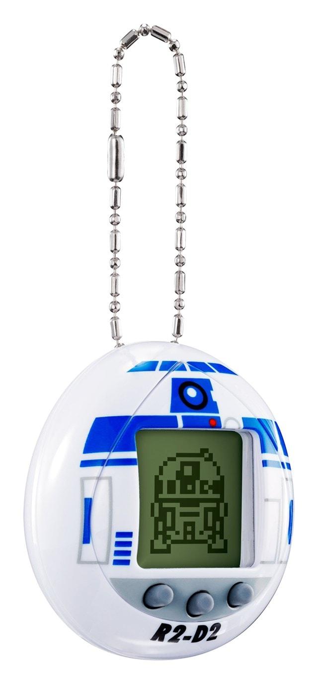 Star Wars: R2-D2: White Tamagotchi - 4