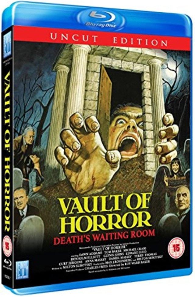 Vault of Horror: Uncut Version - 1