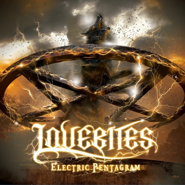 Electric Pentagram - 1