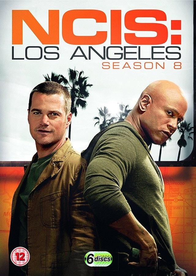 NCIS Los Angeles: Season 8 - 1