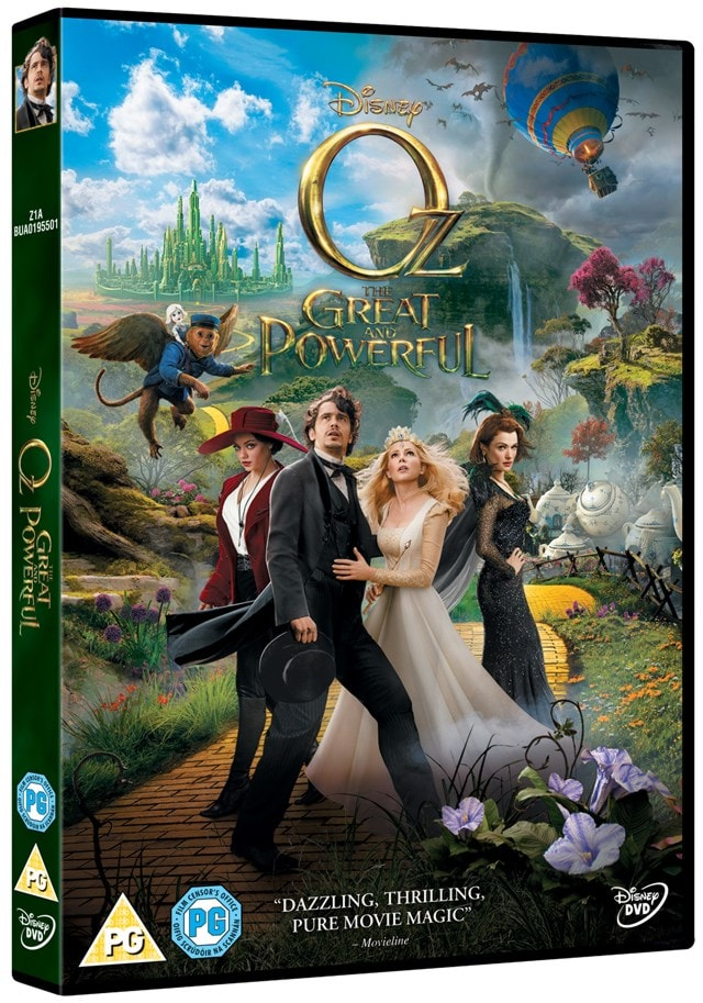 Oz - The Great and Powerful - 4