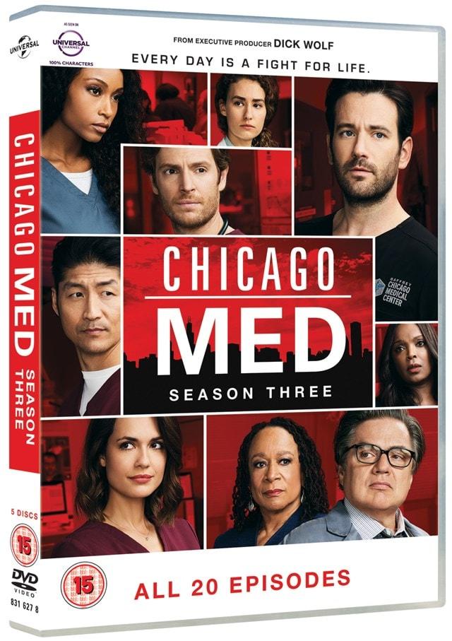 Chicago Med: Season Three - 2
