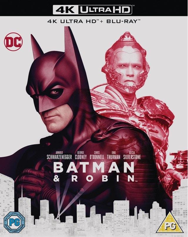 Batman & Robin - 1
