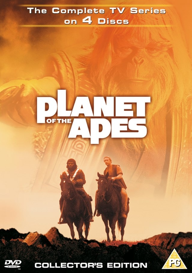 Planet of the Apes: The Complete TV Series - 1