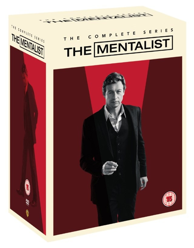 The Mentalist: The Complete Series - 2
