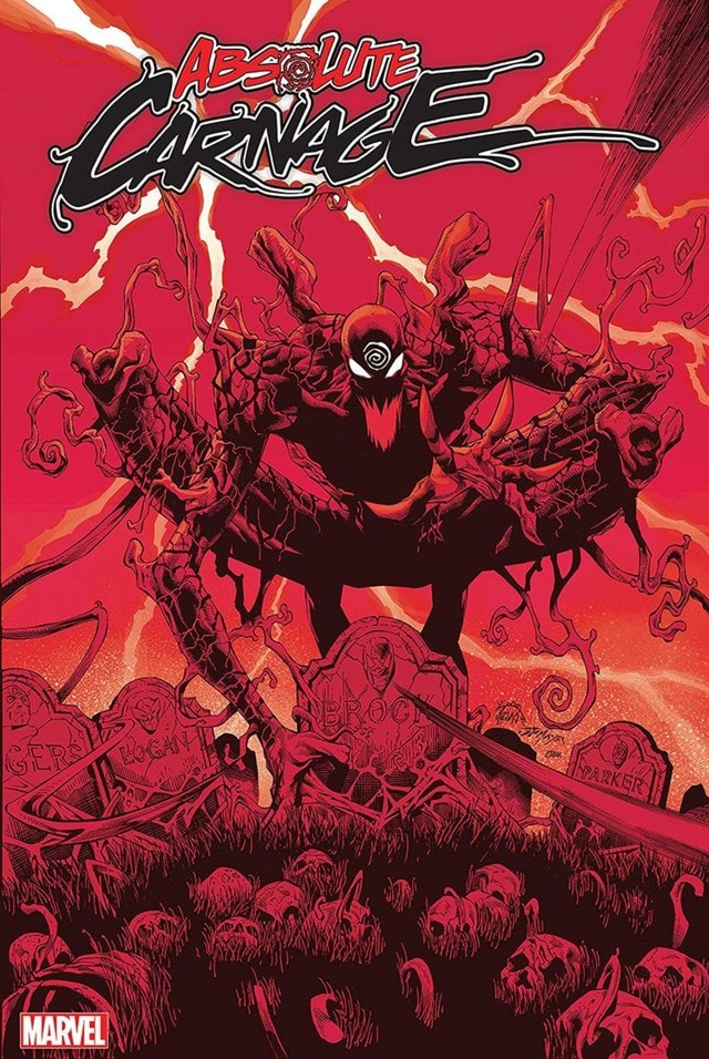 Absolute Carnage - 1