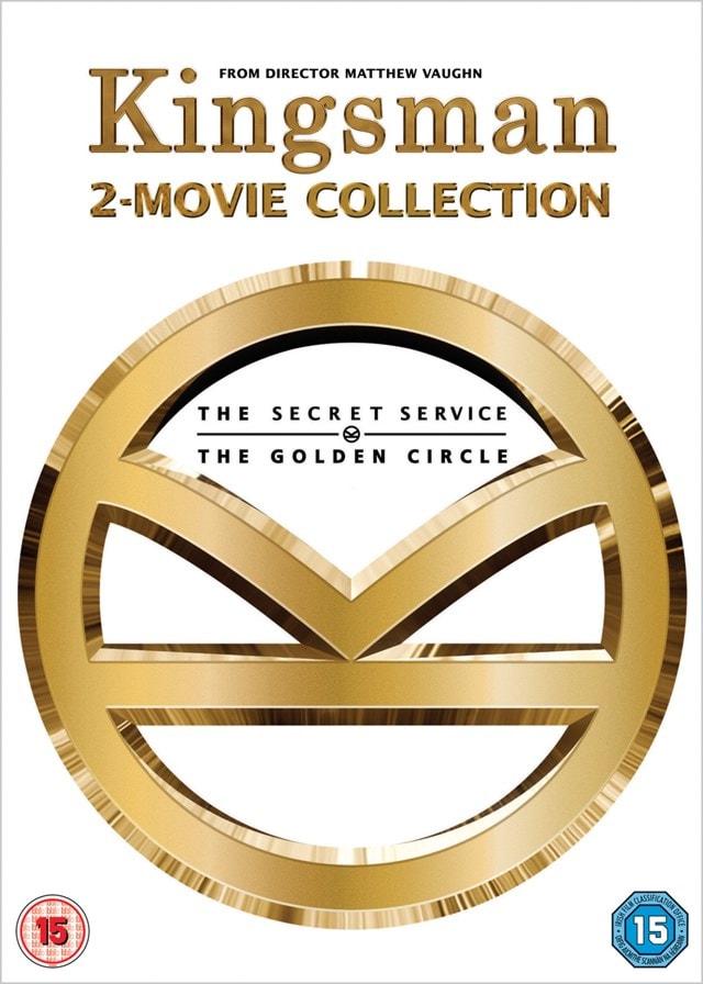 Kingsman - 2-movie Collection - 1