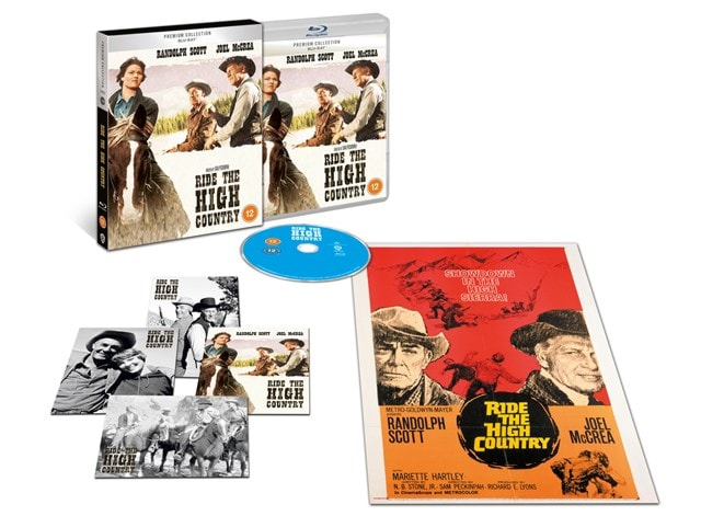 Ride the High Country (hmv Exclusive) - The Premium Collection - 1