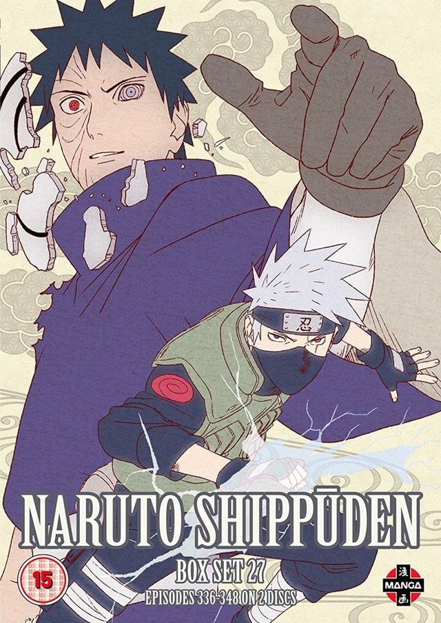 Naruto - Shippuden: Collection - Volume 27 - 1