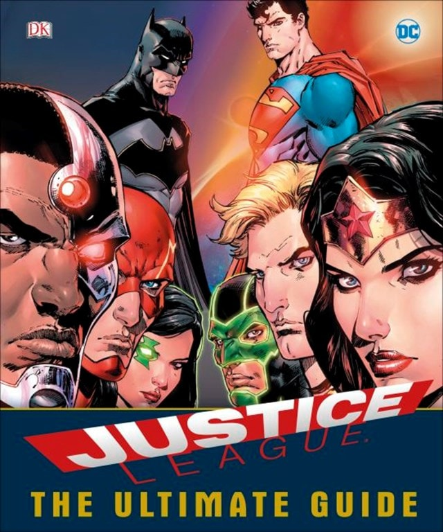 DC Justice League: The Ultimate Guide - 1