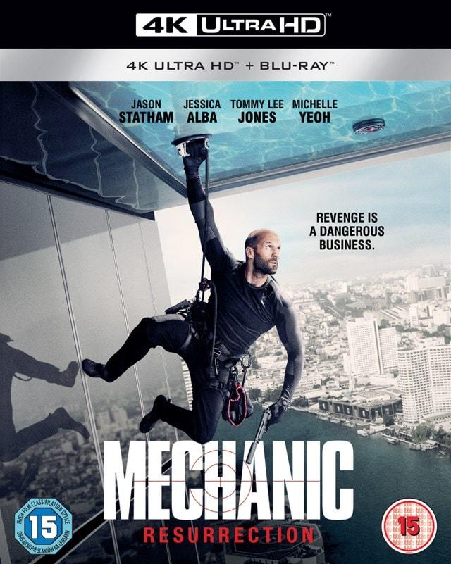 Mechanic - Resurrection - 1