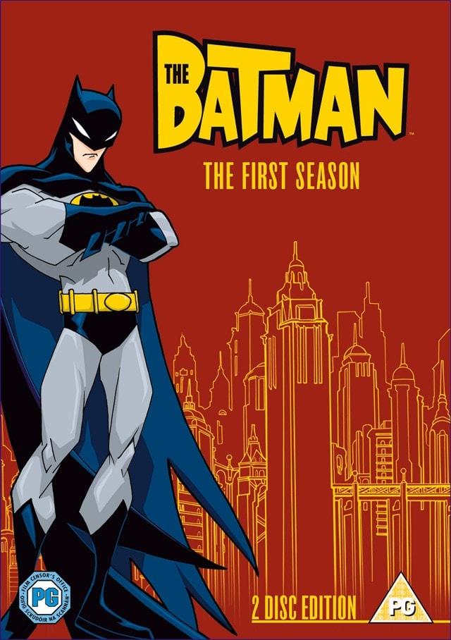 The Batman: The First Season - 1