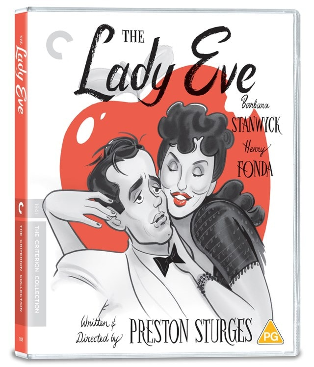 The Lady Eve - The Criterion Collection - 2