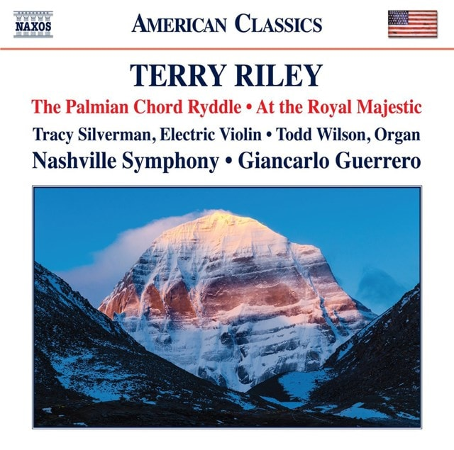Terry Riley: The Palmian Chord Ryddle/At the Royal Majestic - 1