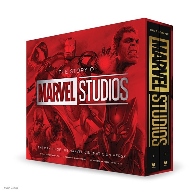 The Story of Marvel Studios: The Making of the Marvel Cinematic Universe - 1