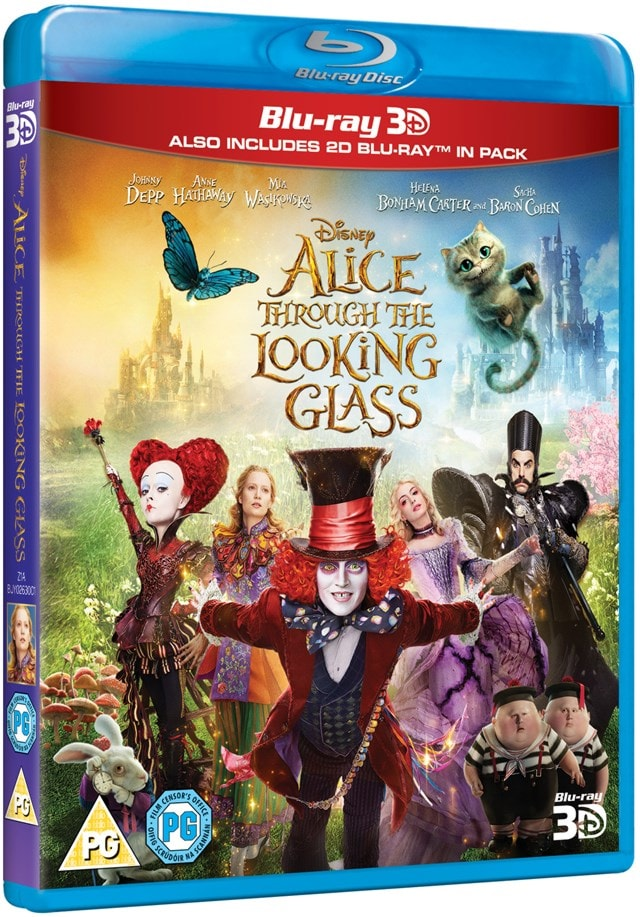 Alice Through the Looking Glass - 2