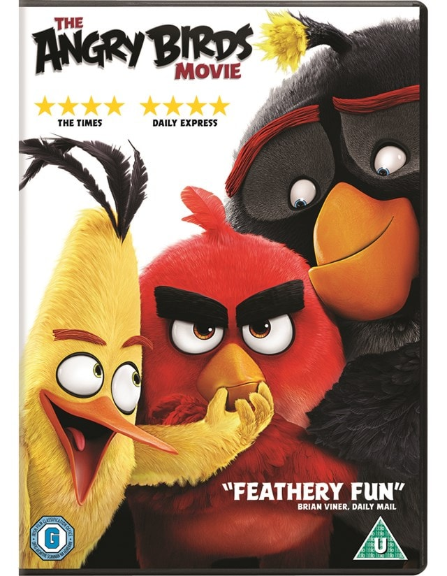The Angry Birds Movie - 1