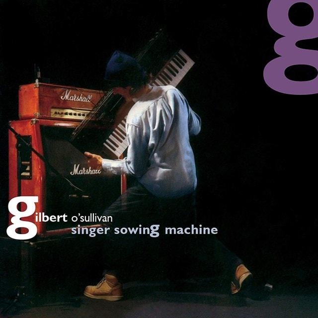 Singer Sewing Machine - 1