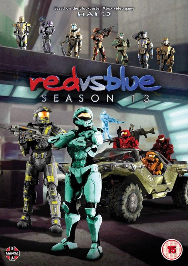 Red Vs. Blue: Season 13 - 1
