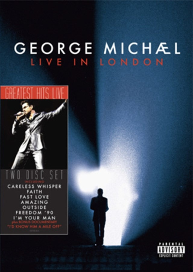 George Michael: Live in London - 1
