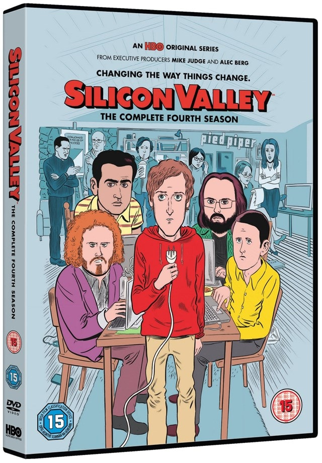 Silicon Valley: The Complete Fourth Season - 2