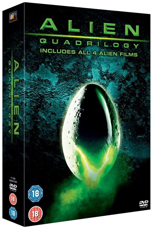 Alien Quadrilogy - 2