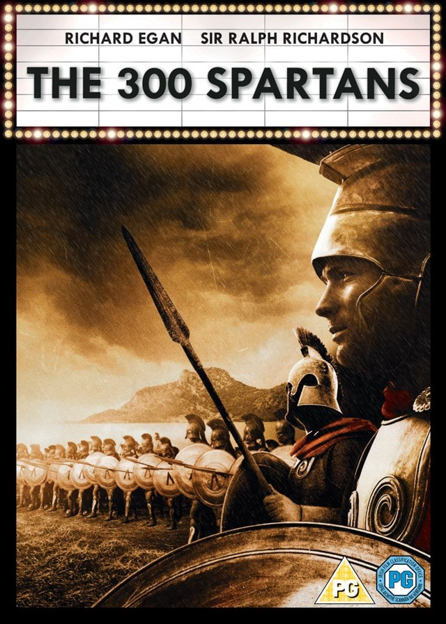 The 300 Spartans - 1