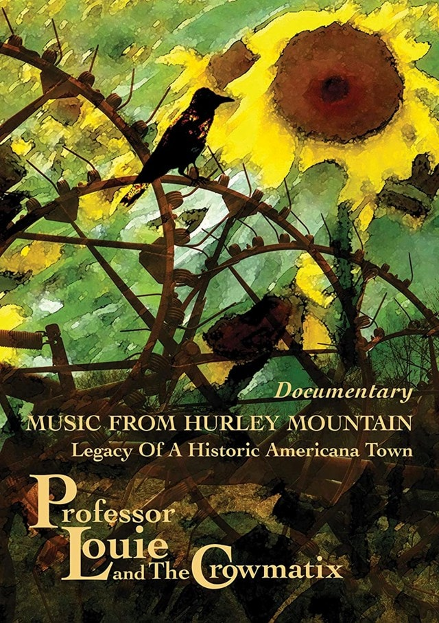 Professor Louie and the Crowmatix: Music from Hurley Mountain - 1