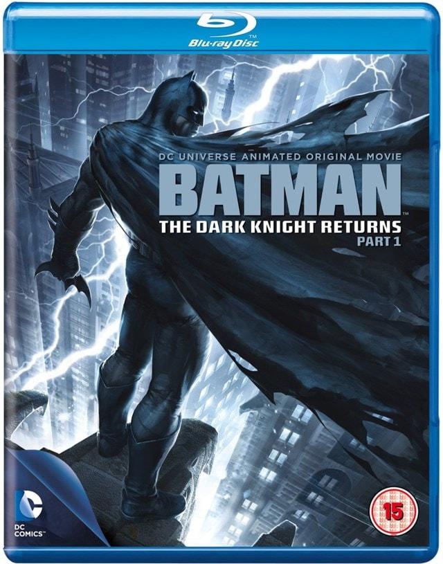 Batman: The Dark Knight Returns - Part 1 - 1