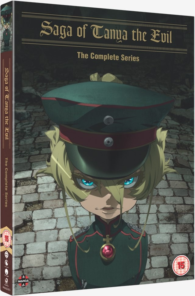 Saga of Tanya the Evil: The Complete Series - 2
