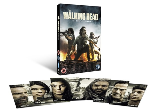 The Walking Dead: The Complete Eighth Season - 3