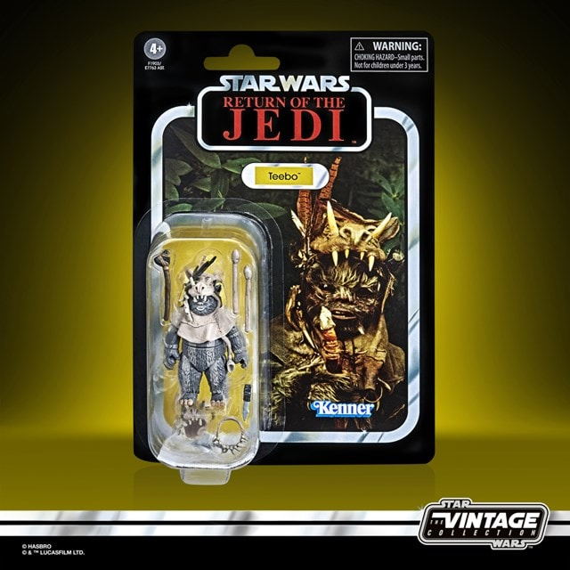 Teebo Return Of The Jedi: Star Wars Vintage Collection Action Figure - 2