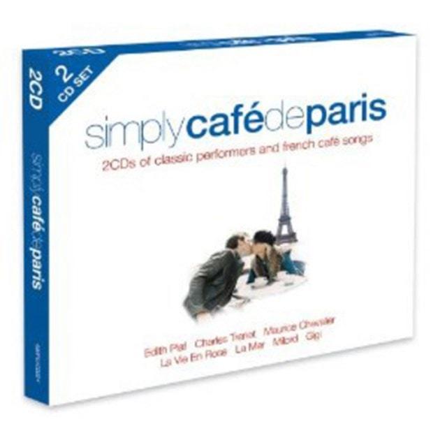Simply Cafe De Paris - 1