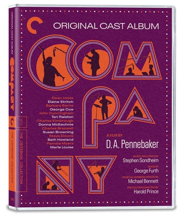 Original Cast Album: Company -  The Criterion Collection - 2