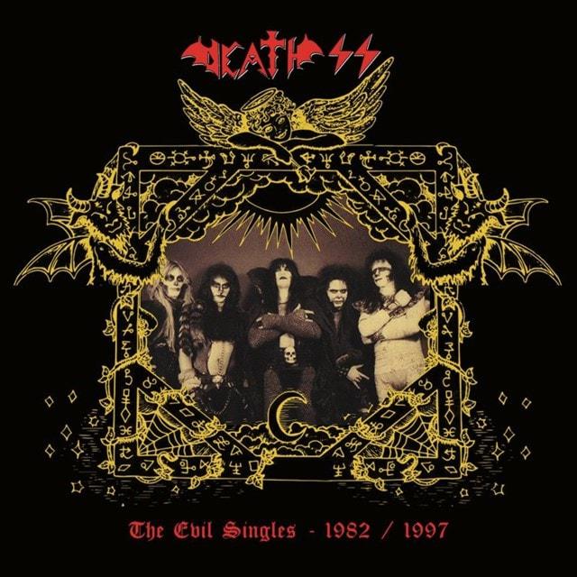 The Evil Singles - 1982 /1997 - 1