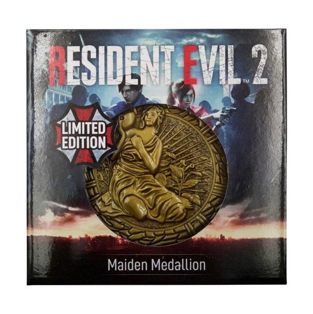 Resident Evil Replica: Maiden Medallion (online only) - 1